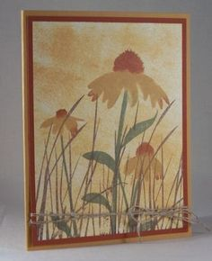 Inspired by Nature ~ Stampin' Up!