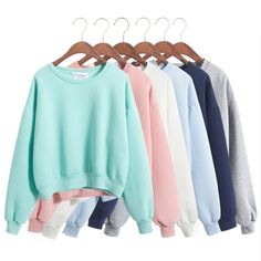 Super kawaii & perfect for sweater weather. Size Bust(cm) Length(cm) Shoulder(cm) Sleeve(cm) One Size 108 48 57 50