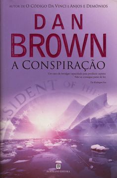 Era uma vez... a Biblioteca da DriKa: A Conspiração, DAN BROWN, Bertrand Editora