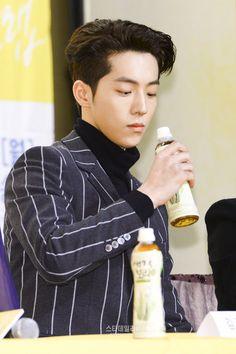 [151222] Nam Joo Hyuk @'Cheese In The Trap' press...