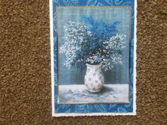A simple card using My Craft Studio