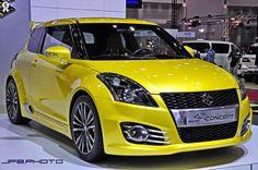 Swift S-Concept   Suzuki