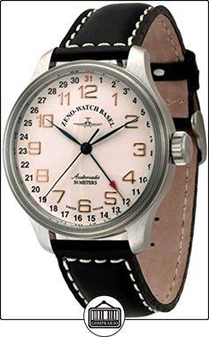 Zeno-Watch Reloj Mujer - OS Retro Pointer date - 8554Z-f2  ✿ Relojes para mujer - (Lujo) ✿