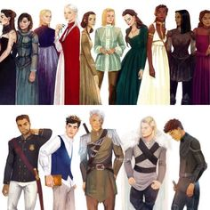 Throne Of Glass Women and Men Throne Of Glass Characters, Throne Of Glass Fanart, Throne Of Glass Books, Throne Of Glass Series, Book Characters, Celaena Sardothien, Aelin Ashryver Galathynius, Sara J Maas, Crown Of Midnight