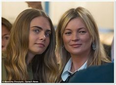 Kate look lovely.