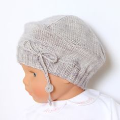 Baby Set / Knitting Pattern Instructions in por LittleFrenchKnits