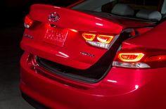 2017 Elantra Sedan - segment-exclusive hands-free Smart Trunk