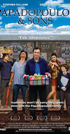 Papadopoulos & Sons | 2012 | Stephen Dillane