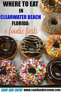 Not sure where to eat in Clearwater Beach, FL? Here's six of our favorite places to dine in Clearwater - foodie approved! #mYClearwater #BestBeachTown #ClearwaterBeach #Clearwater #Florida Clearwater Beach Attractions, Clearwater Beach Florida, Destin Florida, Florida Vacation, Florida Travel, Florida Beaches, Florida Keys, Clearwater Beach Restaurants, Indian Shores Florida