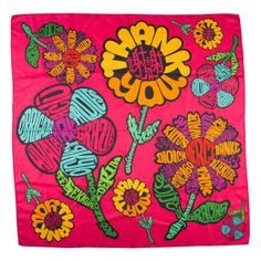 Thank You Knot-Wrap - A vibrant, eco-friendly gift wrap that's the perfect way to say thanks.