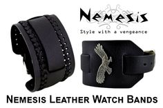 Premium Leather Bands for Your Watch. Buy Now!