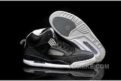 "21e14ae4f722 Find Quality Top Deals New Jordan Spizike ""Oreo"" Black Cool Grey-Grey  Mist-White ..."