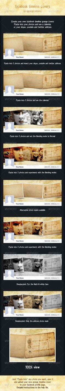 Facebook Timeline Covers Vol.2