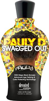"Zonnestudio Tantastic Devoted Creations Pauly D ""Swagged Out"" http://www.tantastic.nu/index.php/zonneproducten/devoted-creations/pauly-d-swagged-out"