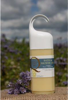 Honey Bath & Shower Gel - Soar Mill Seeds  An invigorating all over body shampoo to use in the bath or shower leaving the skin cleansed and lightly moisturised. Contains honey and ylang ylang oil.   Not Tested on animals, Lanolin Free.   250ml squeezable plastic bottle with hook attachment.   Made and packaged in England