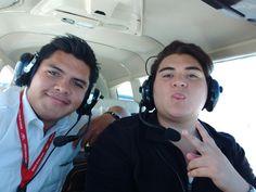 Volando con Erick