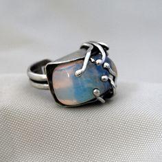 Judy's ring by Cyndiesmithdesigns