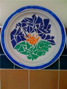 From Oodles of Art, a great blog on Elementary Art Projects