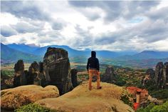 Visit Greece | Meteora: The most photogenic spiritual site in Greece