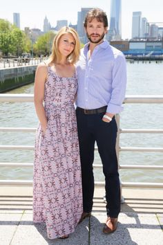 Claire Danes and Hugh Dancy at the Mother's Day Carnival in Support of Born Free Africa.