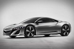 The 2012 NSX: can't blame Jerry for trying!