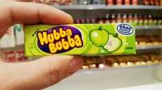 Hubba bubba green apple