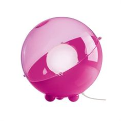 Koziol - Orion Gulvlampe (pink/transp.)