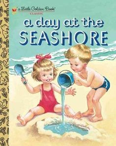 A Day at the Seashore (Little Golden Books)