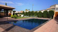 Nydelig luksus villa i Albir 2473AN -