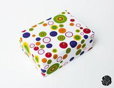 "Papier Cadeau ""Tutti Frutti"" (free printable) - Sanglota.com"