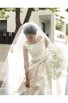 Teresa Palazuelo 2014 Spring Bridal Collection