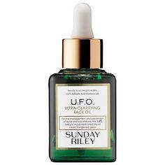 U.F.O. Ultra-Clarifying Face Oil - Sunday Riley   Sephora