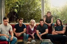 Animal Kingdom my fav summer tv show check it out 2 thumbs up