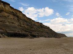 Warren Hill as seen from the beach, 2008
