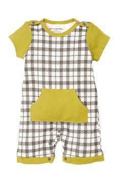 Petunia Pickle Bottom | Shorts Romper (Baby Boy) | Nordstrom Rack