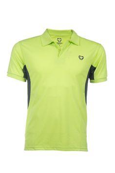 Camiseta polo verde