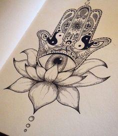 Meaningful Tattoos – Hamza hand, all seeing eye, ying yang - awesome Meaningful Tattoos – Hamza hand, all seeing eye, ying yang - Hand Tattoos, Hamsa Hand Tattoo, Mandala Tattoo, Body Art Tattoos, Script Tattoos, Arabic Tattoos, Hasma Tattoo, Simbols Tattoo, Tattoo Main