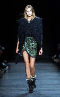 Isabel Marant  - Fall/Winter 2014-2015 Paris Fashion Week