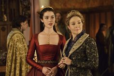 """The Lamb and the Slaughter"" #Reign #fashion #beauty #royalty"