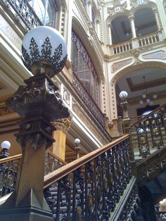 Palacio de correos. Mexico City.I want to go see this place one day. Please check out my website Thanks.  www.photopix.co.nz