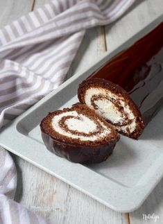 Mystic Cakes - Recipes & photography by Natalija Cake Roll Recipes, Donut Recipes, Baking Recipes, Cookie Recipes, Dessert Recipes, Braided Nutella Bread, Kolaci I Torte, Torte Recepti, Torte Cake