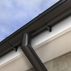 Gutter Trend For 19th Century: Cool Ideas Half Round Gutters Design ~ Decoration Inspiration