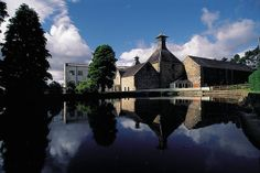 Cardhu Distillery (Home of Johnnie Walker), Knockando, Moray.