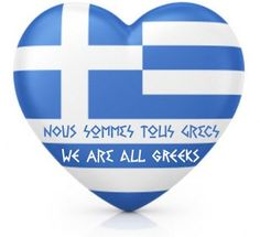 We are all Greeks Greek Flag, Go Greek, Greek Life, Mykonos, Santorini, Ikaria Greece, Corfu, Places In Greece, Greek Beauty