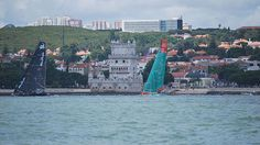 Volvo Ocean Race Lisboa  #volvo #ocean #race #regatta #Lisbon #Portugal #travel #challenge #racing #sport #waves #holidays #Lisboa