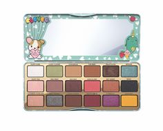 Too Faced finally showed us what the Clover palette looks like, and it will melt any animal lover's heart