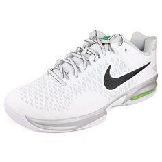0a20f88b1c1 NIKE MENS AIR MAX CAGE SHOES PLATINUM WHITE Caged Shoes