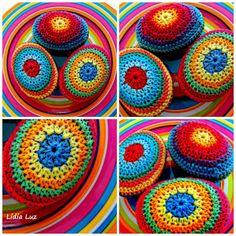 Lidia Luz: Gosto das cores