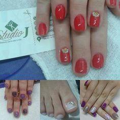 O findi tá quase chegando... Que tal marcar um horário com a nossa manicure e ficar com as unhas lindas? Unhas decoradas com pedrarias, com película, francesinha ou tradicional! #unhas #beleza #saude #unhasdecoradas #studiojlajeado