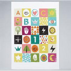 Matthew Taylor Wilson - ABC - Print